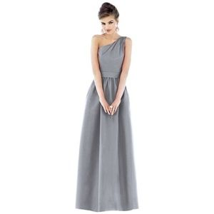 ALFRED SUNG evening or bridesmaid dress
